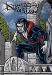 Morbius - Fleer Ultra Spider-Man