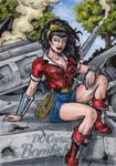 DC: Bombshells - Wonder Woman