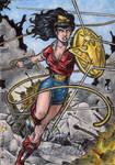 DC: Bombshells - Wonder Woman 3
