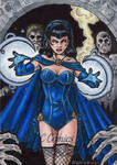 DC: Bombshells - Raven 2
