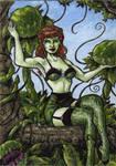 DC: Bombshells - Poison Ivy 2