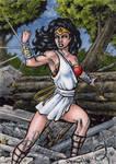 DC: Bombshells - Wonder Woman 5