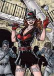 DC: Bombshells - Batwoman 2
