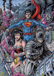 DC: Justice League - Trinity AP