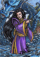Benzaiten - Classic Mythology III by tonyperna