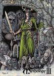 Hel - Classic Mythology III Card Art