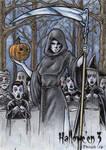 Hallowe'en 3 - Sketch Card 5
