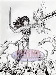 Wonder Woman 5 by tonyperna