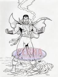 Shazam! Inked - FOR SALE by tonyperna