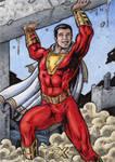 DC: Super Heroes + Villains - Shazam!