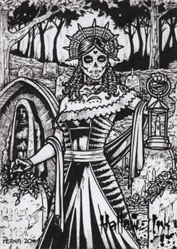 Hallow-Ink AP - Dia de los Muertos