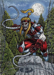 Omega Red - Marvel Premier AP