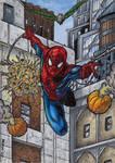 Spider-Man - Sketch Card MM 20