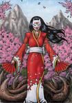 Tamamo-no-Mae - Classic Mythology