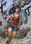 DC: Super Heroes + Villains - Wonder Woman AP