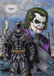 DC: Super Heroes + Villains - Batman vs Joker 1