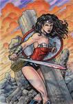 DC Comics 'The New 52' - Wonder Woman AP 2