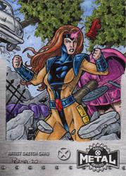Jean Grey - X-Men Metal