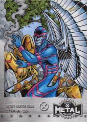 Archangel - X-Men Metal
