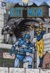 DC: Justice League - Box Topper 2