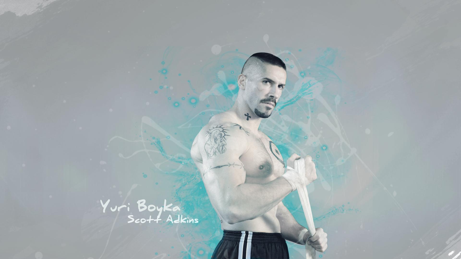 Hd wallpaper yuri boyka -  Yuri Boyka Scott Adkins By V4jgelica