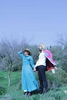Howl and Sophie by MeiCosplay