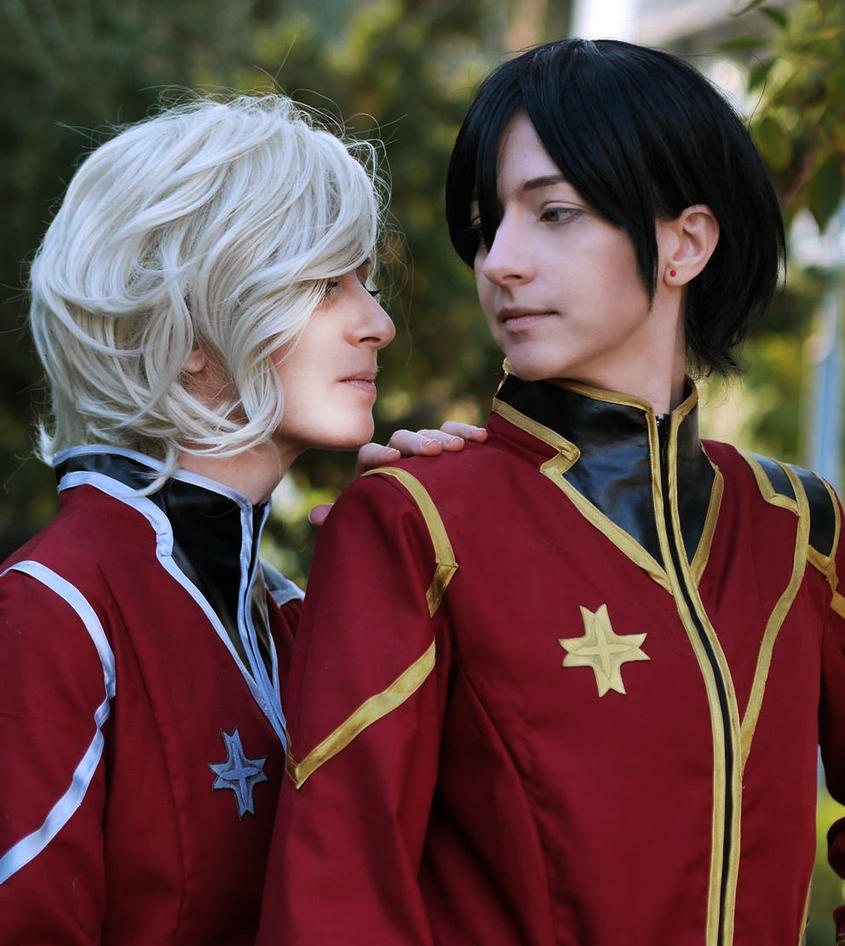 Keith and Matsuka by MeiCosplay