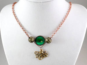 Undersea Necklace 2 - far
