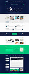 Circleprint - web design for printery by SycylianBeef