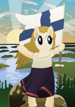 Finnish Pony Maiden