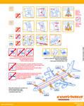 Safety Card Conviasa - Back