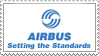 Airbus Stamp by l0nd0n