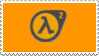 HL2 Orange Stamp by l0nd0n