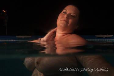 Night Pool 3 by AudacieuxPhoto