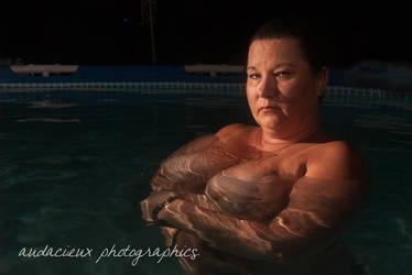 Night Pool 5 by AudacieuxPhoto