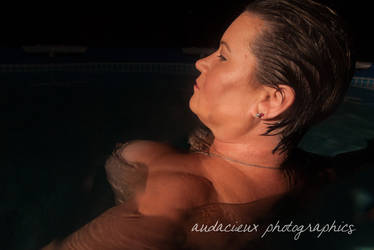 Night Pool 6 by AudacieuxPhoto