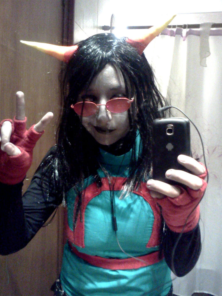 Horrible Homestuck Cosplay - Some people just shouldn't ...