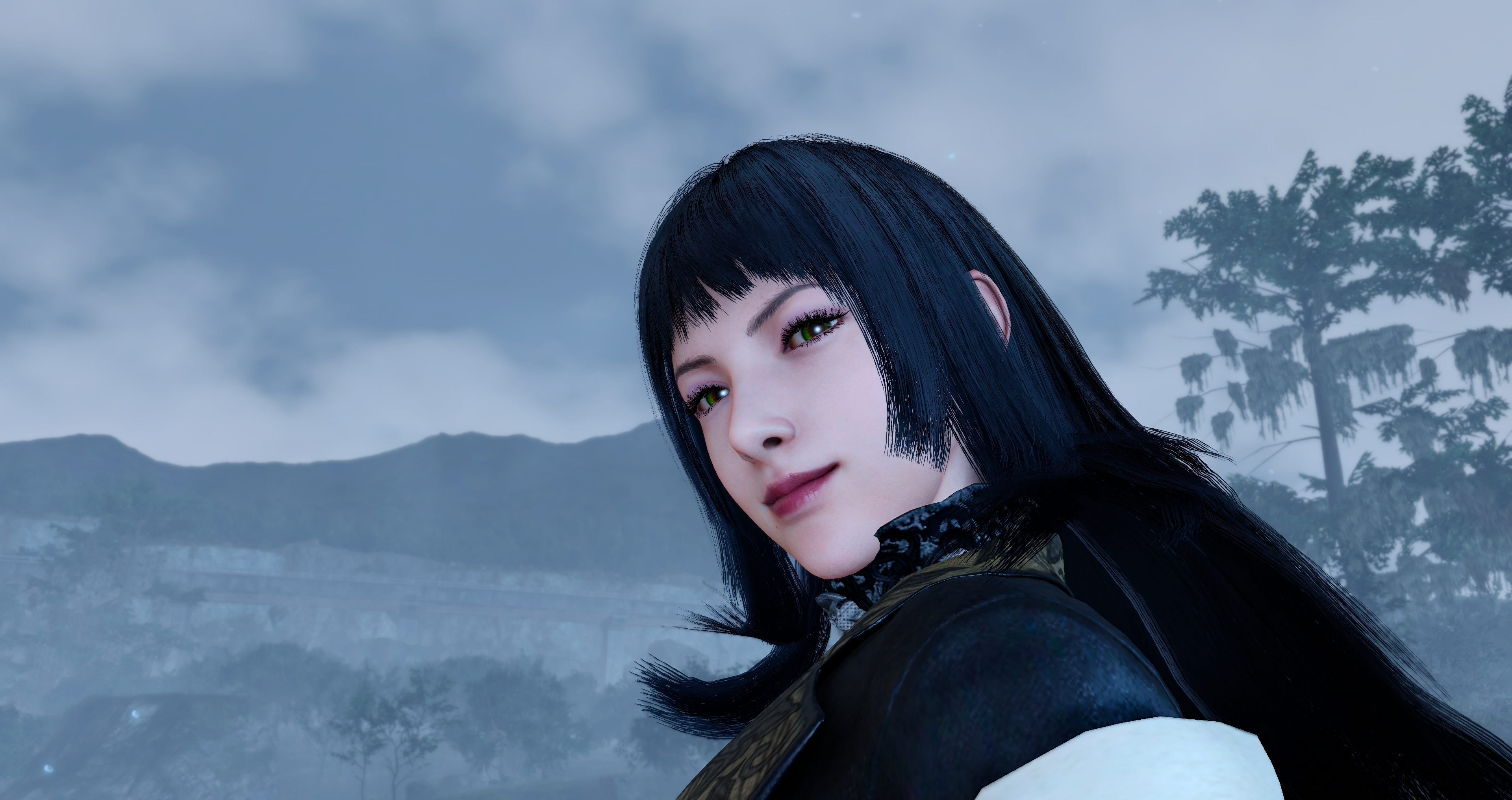 Final Fantasy XV Gentiana by SNColors