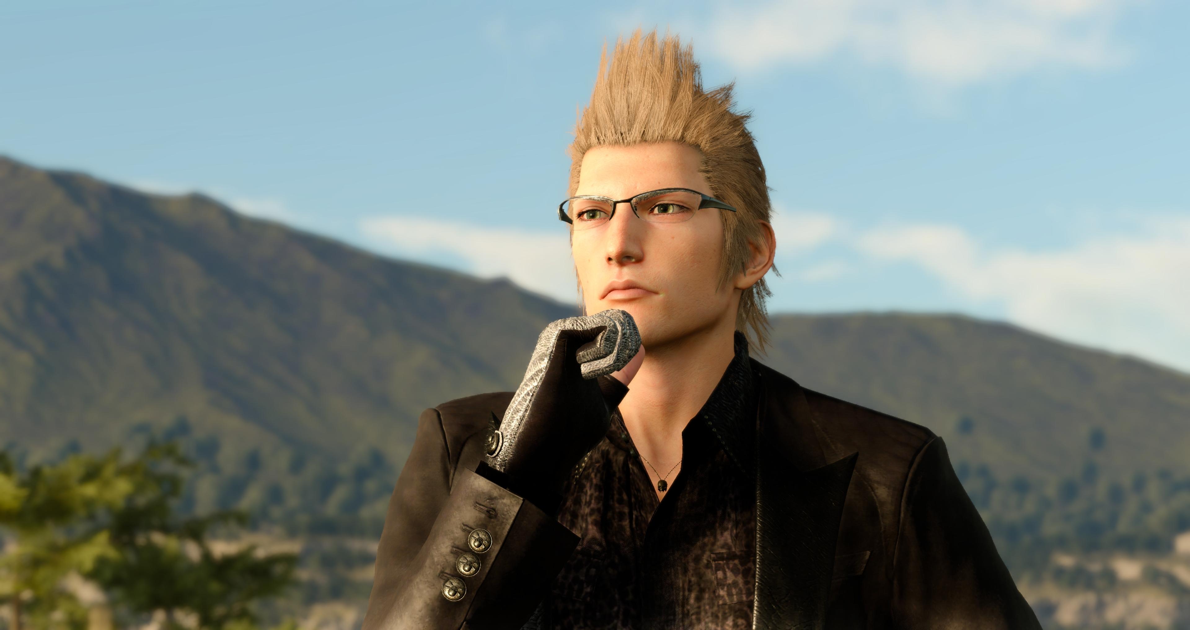 Final Fantasy XV Windows Edition Ignis Scientia by SNColors