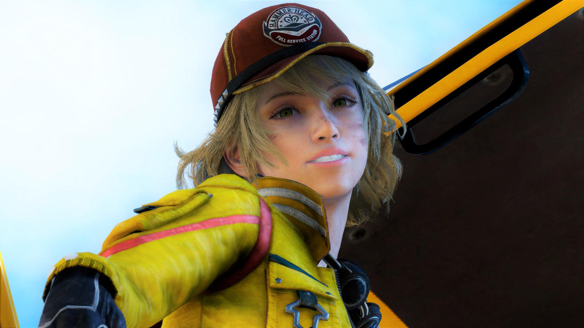 Final Fantasy XV Windows Edition - Cindy Aurum by SNColors