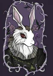 The Rabbit  by Elisabethianna