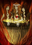 Ladies of the Woods by Elisabethianna