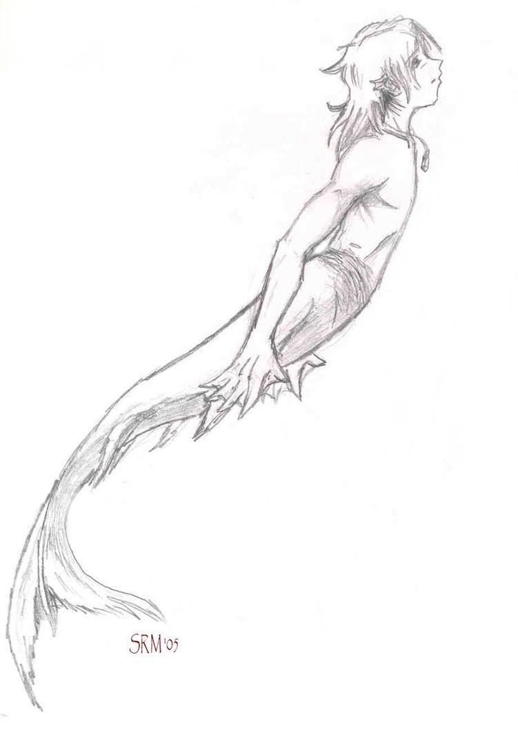 Merman By Ivygreane On DeviantArt