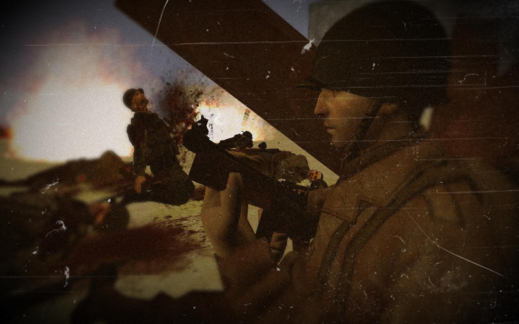 D-Day operation by Larsonpl