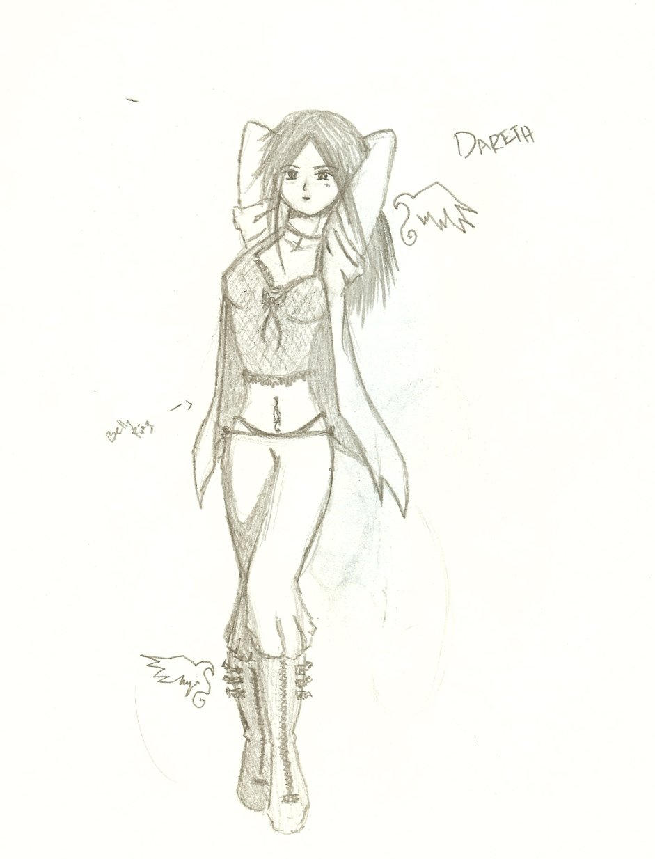 Dareth-chan by Dareth-Tsume