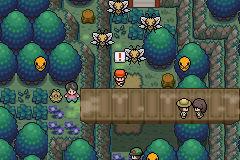 Pokemon Mysteries - Forest