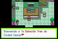Pokemon Mysteries - Train Station