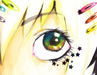 StarrySky by mosspluse