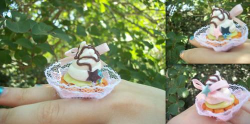 Dessert Ring by mosspluse