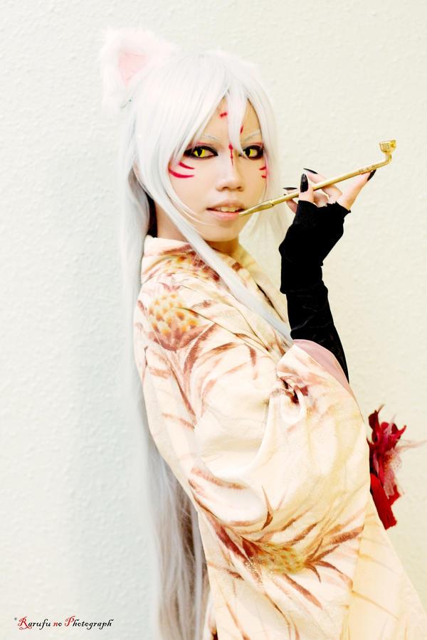 Natsume Yuujinchou: Madara by Animaidens on DeviantArt